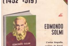 1-1900 Biografia  di Leonardo 1452-1519 E.Solmi Longanesi 1972
