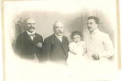 2-Antonio Angelo Sergio Edmondo Solmi 1890 circa