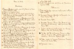 3-Autografo di E.Solmi su titoli e pubblicazioni fino al 1902