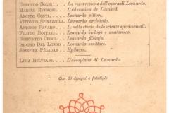 4 Leonardo da Vinci Conferenze fiorentine 1906