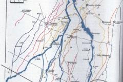 Cronologia e  cartografia rotte di Reno e Samoggia nei secoli