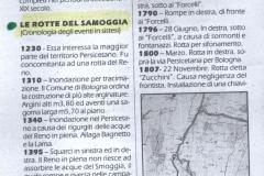4 - Cronologia rotte Samoggia dal 1230