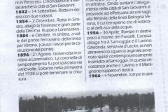 5 - Cronologia rotte Samoggia dal 1815