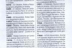 9 - Cronologia rotte Reno da 1859 al 1990