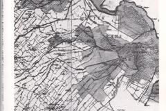 4  - Valli bolognesi destra Reno 1762 Stralcio mappa A. Chiesa
