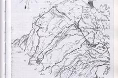 6 - Nuovo alveo Reno 1784 circa, perito Casalgrandi Muratori